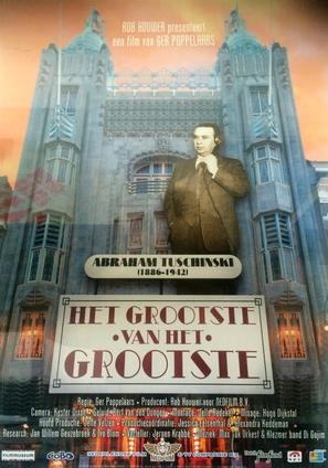 Het grootste van het grootste - Abraham Tuschinski