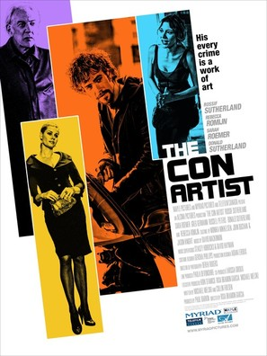 The Con Artist - Movie Poster (thumbnail)