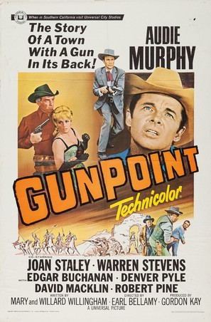 Gunpoint - Movie Poster (thumbnail)