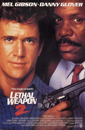 Lethal Weapon 2 - Movie Poster (thumbnail)
