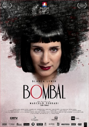 Bombal - Chilean Movie Poster (thumbnail)