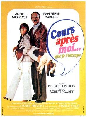 Cours après moi que je t'attrape - French Movie Poster (thumbnail)