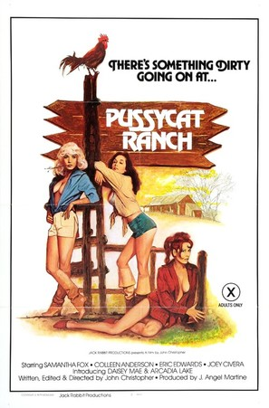The Pussycat Ranch - Movie Poster (thumbnail)