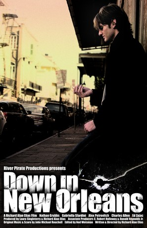 Down in New Orleans - Movie Poster (thumbnail)