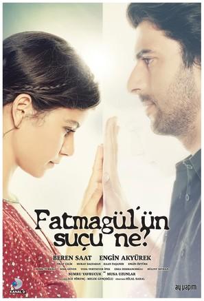 """Fatmagül'ün Suçu Ne"" - Turkish Movie Poster (thumbnail)"