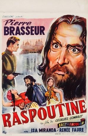 Raspoutine - Belgian Movie Poster (thumbnail)