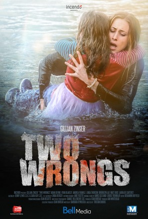Two Wrongs - Canadian Movie Poster (thumbnail)