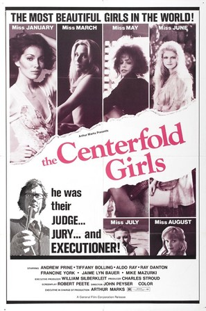 The Centerfold Girls - Movie Poster (thumbnail)