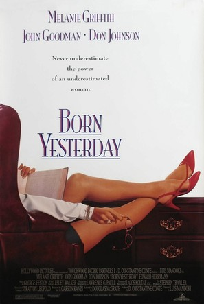 Born Yesterday - Movie Poster (thumbnail)