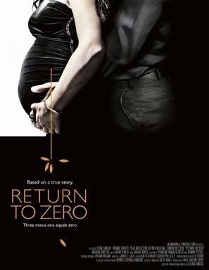Return to Zero - Movie Poster (thumbnail)