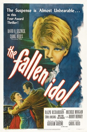The Fallen Idol - Movie Poster (thumbnail)