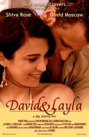 David & Layla - poster (thumbnail)