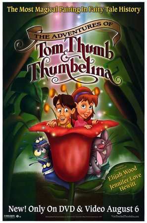 The Adventures Of Tom Thumb And Thumbelina - Movie Poster (thumbnail)