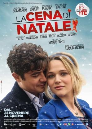 La cena di Natale - Italian Movie Poster (thumbnail)