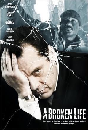A Broken Life - poster (thumbnail)