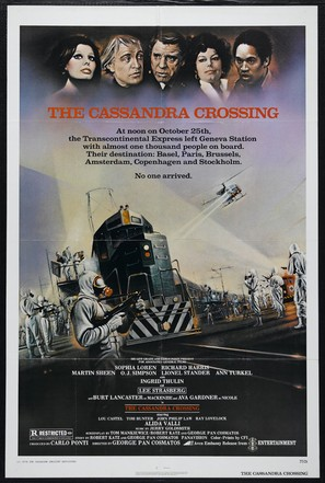 The Cassandra Crossing - Movie Poster (thumbnail)