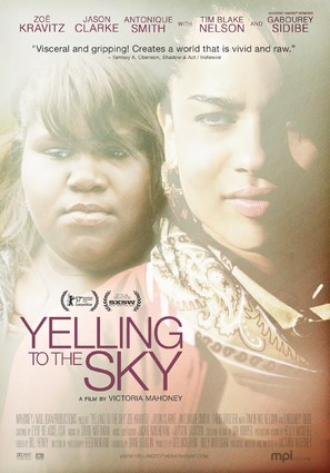 Yelling to the Sky - Movie Poster (thumbnail)