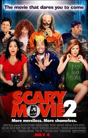 Scary Movie 2 - Movie Poster (thumbnail)