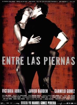 Entre las piernas - Spanish poster (thumbnail)