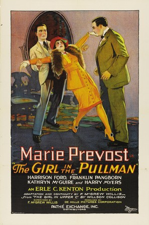 The Girl in the Pullman - Movie Poster (thumbnail)