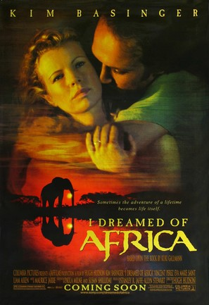 I Dreamed of Africa - Movie Poster (thumbnail)