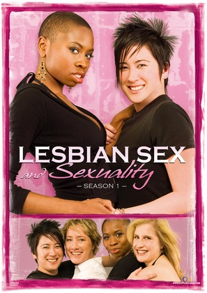 """Lesbian Sex and Sexuality"" - German Movie Cover (thumbnail)"