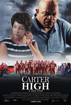 Carter High - Movie Poster (thumbnail)