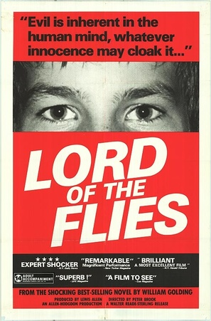 Lord of the Flies - British Movie Poster (thumbnail)