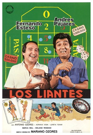 Liantes, Los