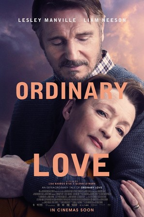Ordinary Love - British Theatrical movie poster (thumbnail)
