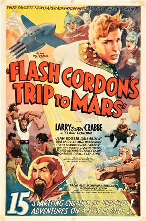Flash Gordon's Trip to Mars - Movie Poster (thumbnail)
