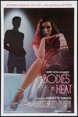 Bodies in Heat - Movie Poster (thumbnail)