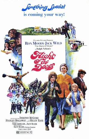 Flight of the Doves - Movie Poster (thumbnail)