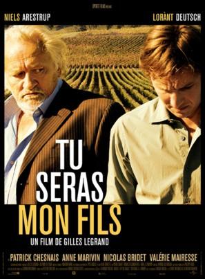 Tu seras mon fils - French Movie Poster (thumbnail)