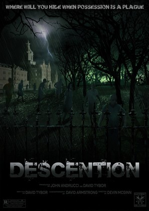 Descention - Movie Poster (thumbnail)