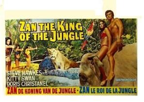 Tarzán en la gruta del oro - Movie Poster (thumbnail)