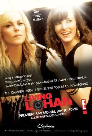 """Living Lohan"" - Movie Poster (thumbnail)"