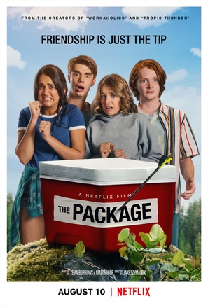 The Package - Movie Poster (thumbnail)