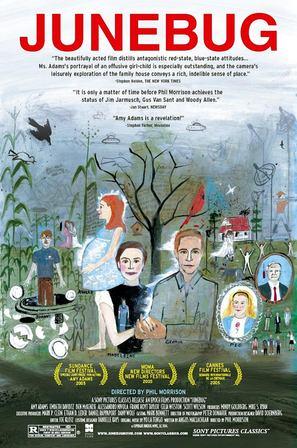 Junebug - Movie Poster (thumbnail)