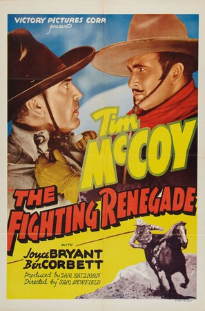 The Fighting Renegade - Movie Poster (thumbnail)