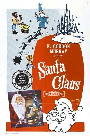 Santa Claus - Movie Poster (thumbnail)