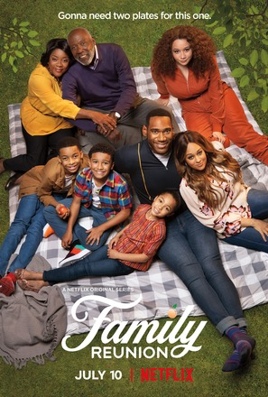 """""""Family Reunion"""" - Movie Poster (thumbnail)"""