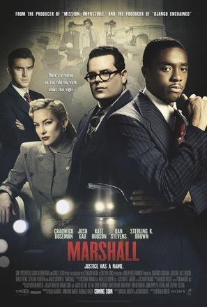 Marshall - Movie Poster (thumbnail)