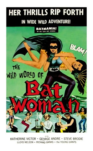 The Wild World of Batwoman - Movie Poster (thumbnail)
