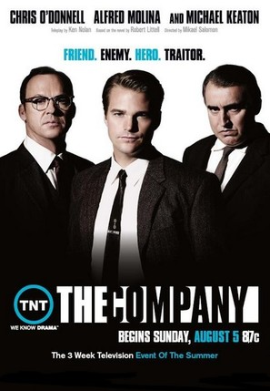 """The Company"" - Movie Poster (thumbnail)"