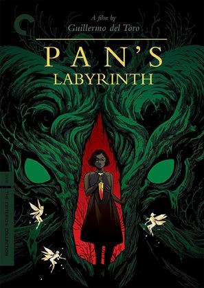 El laberinto del fauno - DVD movie cover (thumbnail)
