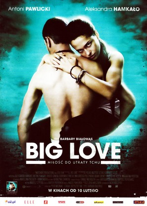 Big Love - Polish Movie Poster (thumbnail)