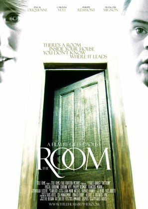 The Room - Belgian Movie Poster (thumbnail)