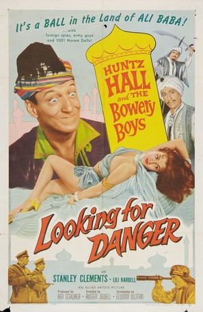 Looking for Danger - Movie Poster (thumbnail)