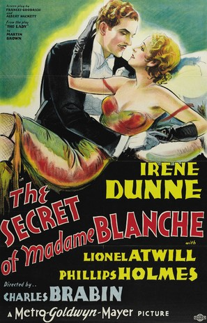 The Secret of Madame Blanche - Movie Poster (thumbnail)